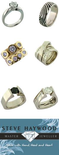 Steve Haywood Master Jeweller
